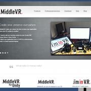 MiddleVR for Unity 32bits